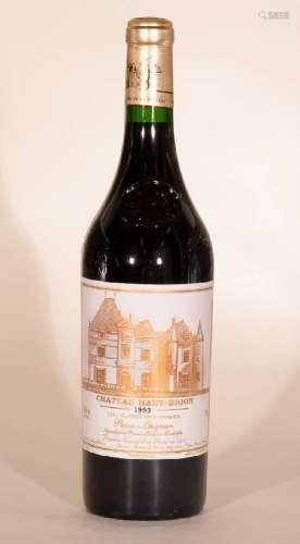 1 bottle 1993 Chateau Haut Brion
