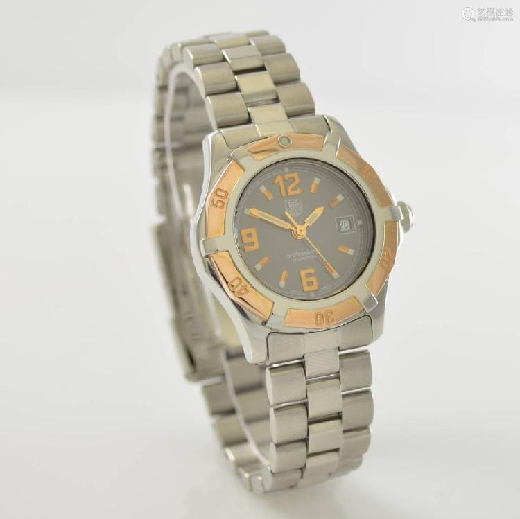 TAG HEUER Professional ladies wristwatch