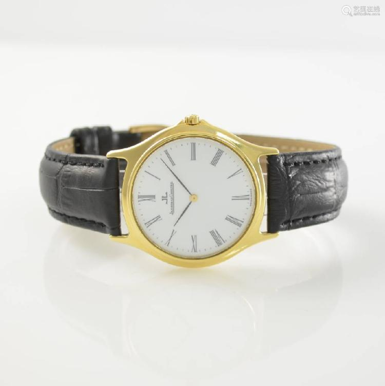 Jaeger-LeCoultre 18k yellow gold gents wristwatch