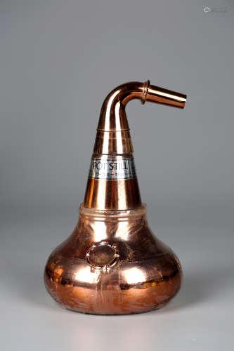 NIKKA 1号蒸馏器