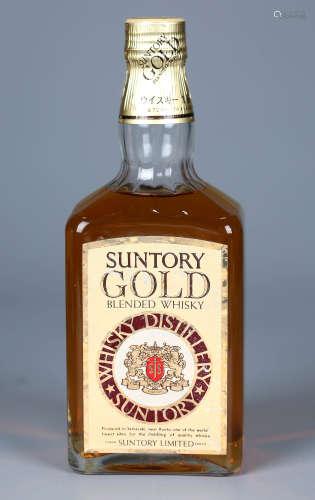 SUNTORY三得利GOLD调和威士忌