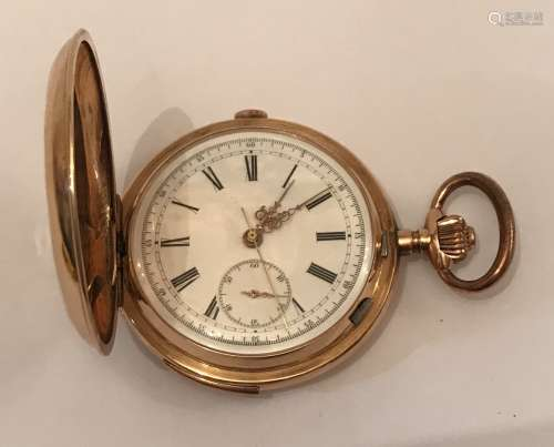 14k   Pocket Watch