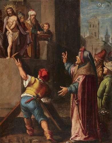 Frans Francken the Younger, circle of, Ecce Homo