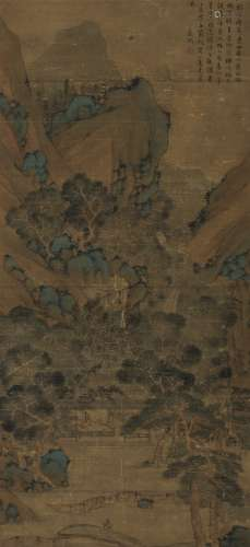 Attributed to Wen Zhengming