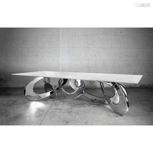 BARBERINI & GUNNELL Table de salle à manger