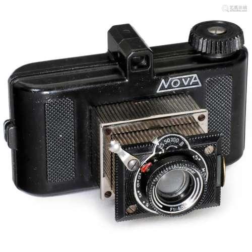 Nova Subminiature Camera 3 x 4 cm, c. 1938