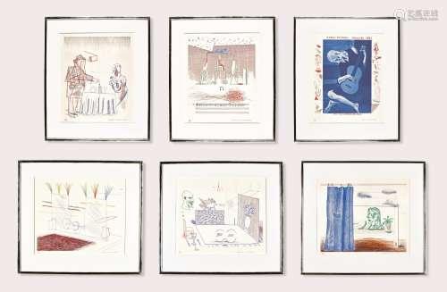 David Hockney, R.A.