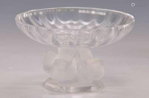 serving bowl, Lalique France