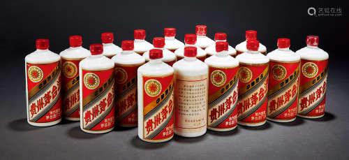 1982年「金轮牌」内销贵州茅台酒(三大革命)