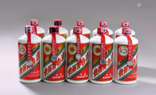 2000年贵州茅台酒