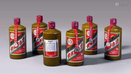 2013年国宴专用贵州茅台酒