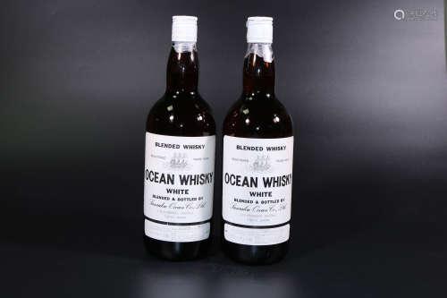 軽井沢OCEAN WHISKY WHITE 2本セット