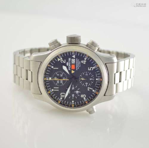 FORTIS B 42 automatic chronograph with alarm