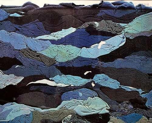 Menashe Kadishman (1932-2015) 'Cloths 2', 1973-4