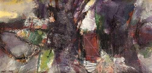 Louis James (b.1958) Landscape, 1958