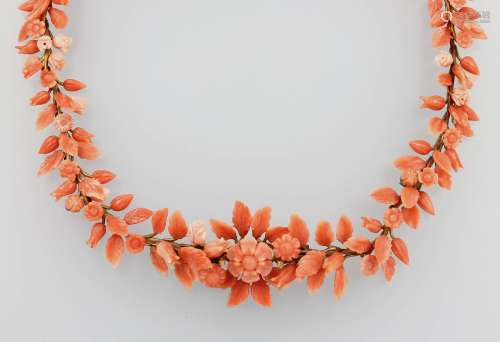 Necklace of corals