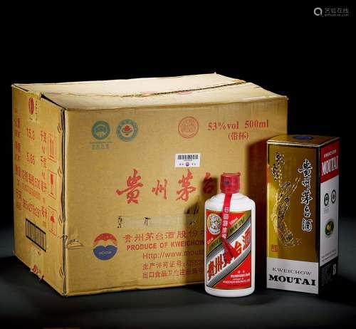 2011年飞天牌贵州茅台酒