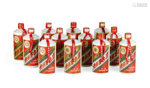 1997-1999年产贵州茅台酒
