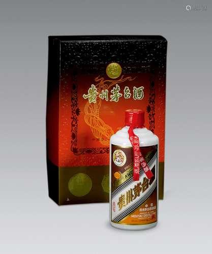 1994年产飞天牌珍品铁盖贵州茅台酒