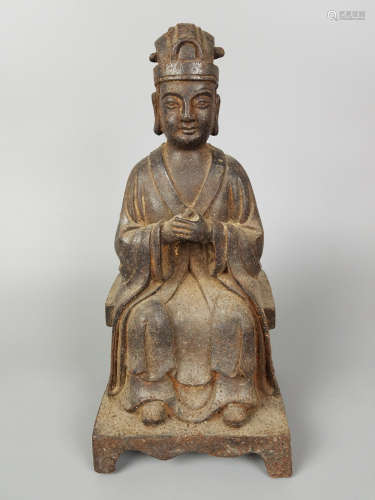 A WENQUXING FIGURE