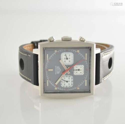 HEUER Monaco manual wound chronograph