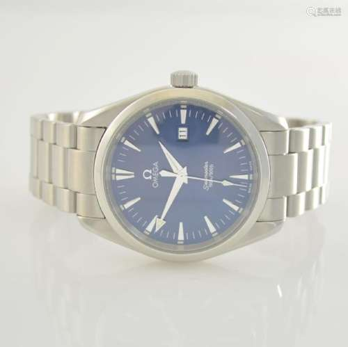 OMEGA Seamaster Aqua Terra gents wristwatch