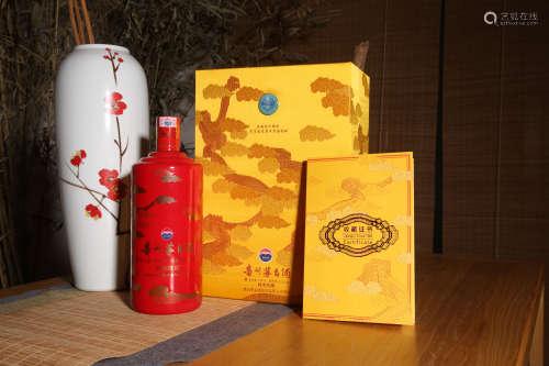 茅台上海合作组织成员国理事会礼品酒
