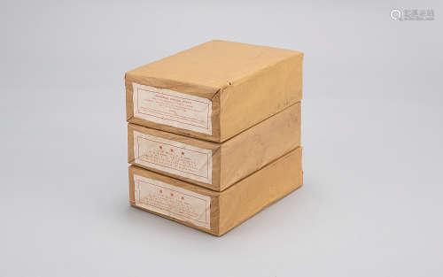 書寫紙三盒