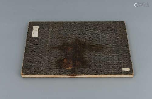 張之萬(清) (1811﹣1897) 山水冊頁八幀 水墨紙本 冊頁