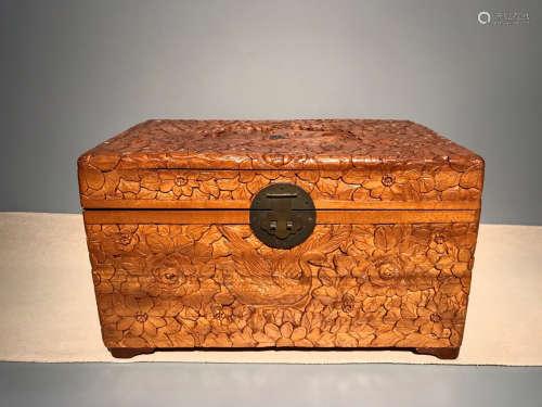 A XIANGZHANG WOOD BOX