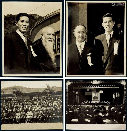 夏正祺藏国民党时期原版照片4张