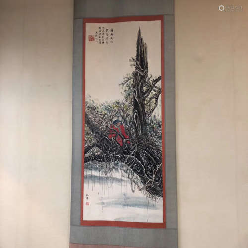 A QIANHUAFOU PAINTING