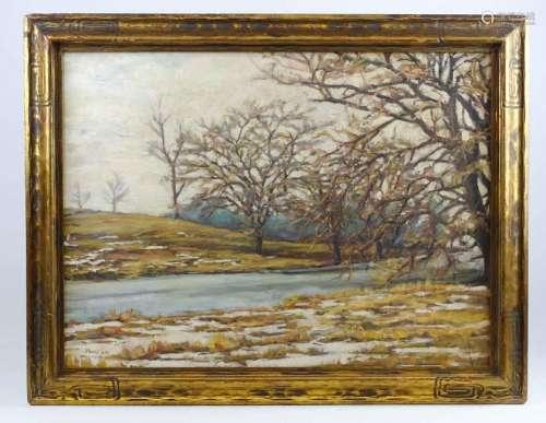 Jonas Lie (New York / Norway 1880-1940)