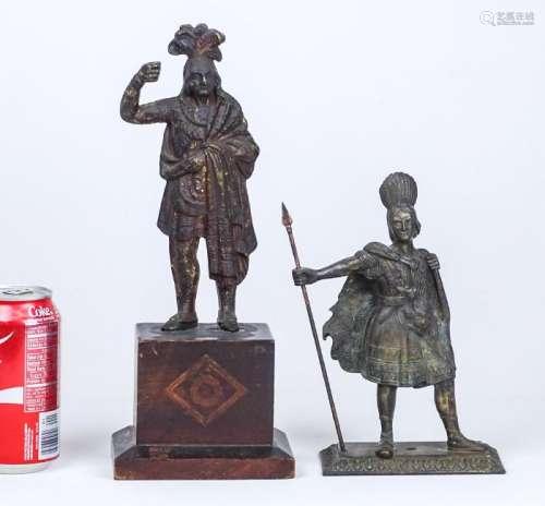Native American Figures