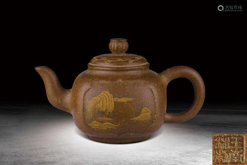 王南林製紫砂壺