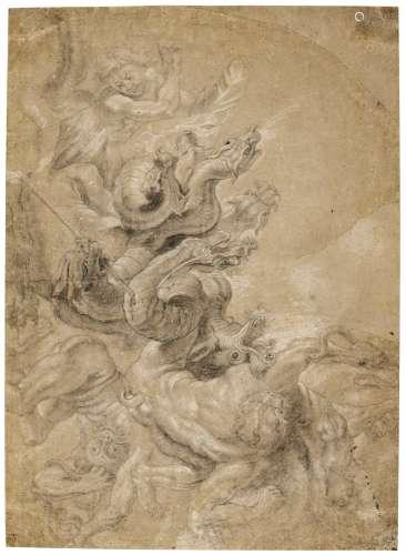 School of Sir Peter Paul Rubens