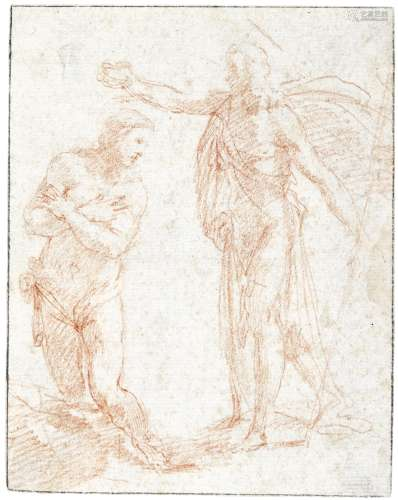 Girolamo Francesco Maria Mazzola, called Parmigianino