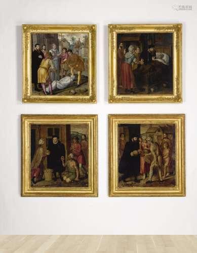 Bruges School,circa 1550
