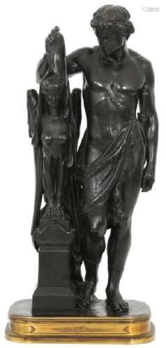 Emile Herbert Bronze Sculpture