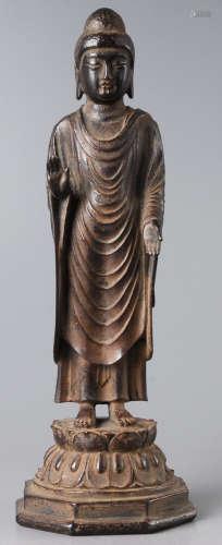 A-9 菩萨佛像铜制