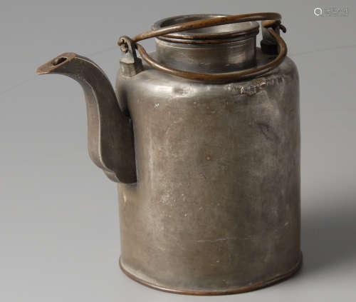 A-28 锡茶壶