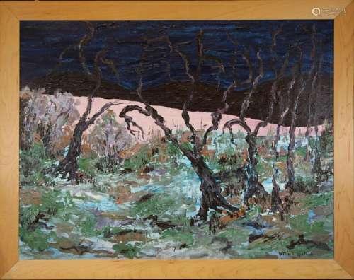William Vincent (New Mexico, Florida, 1939-2004)