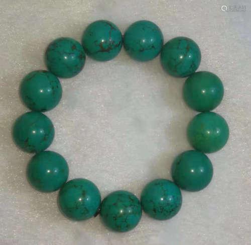 綠松石手串
