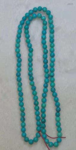 綠松石頸鏈