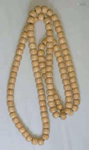 菩提籽頸鏈