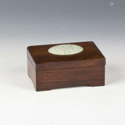 HUANG HUA LI WOOD BOX