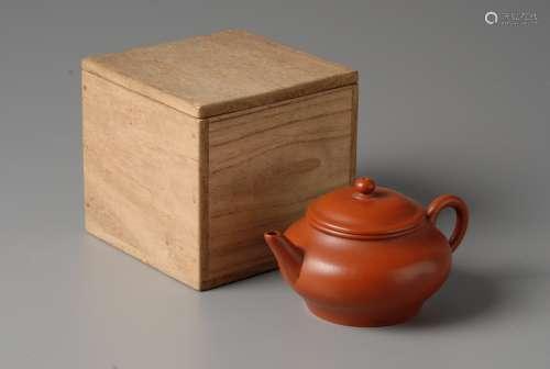 2-A9 紫砂茶壶