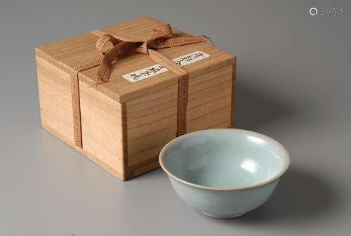 2-A27 清代青瓷碗