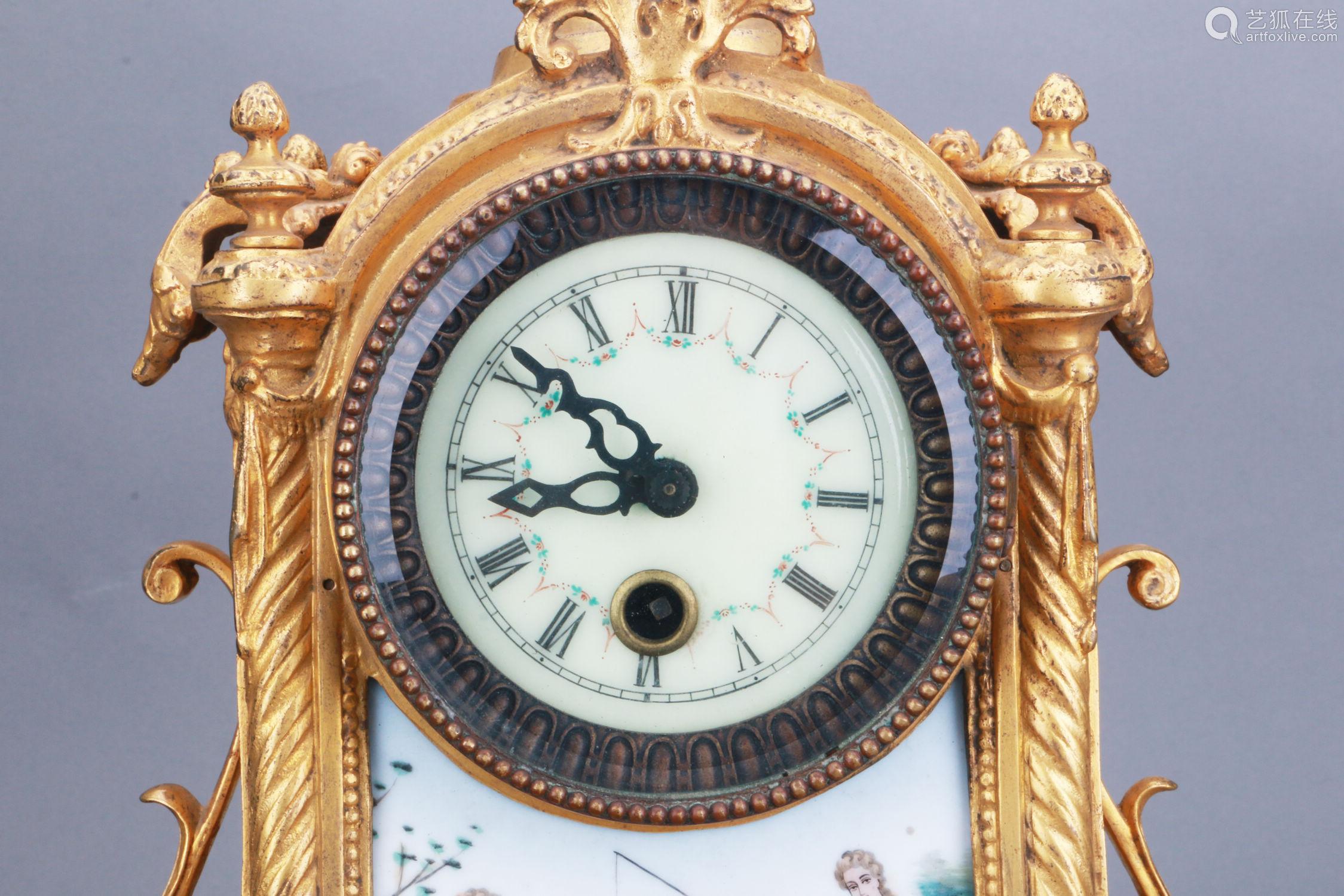 回流 西洋钟