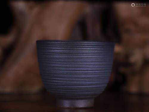 日式窑变釉主人杯
